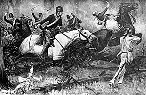 Major Indian defeat (Native Americans)