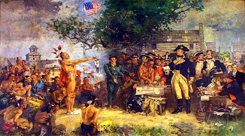 Treaty of Greenville (Native Americans)