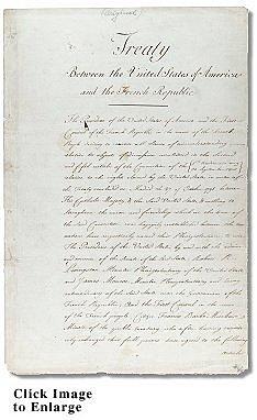 Louisiana Purchase Treaty (United States)