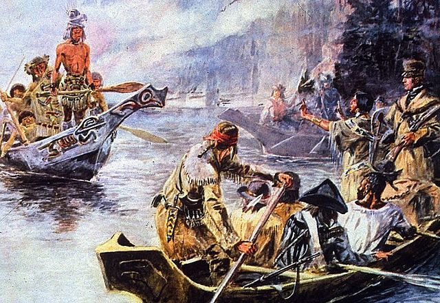 Lewis & Clark Expedition (United States)