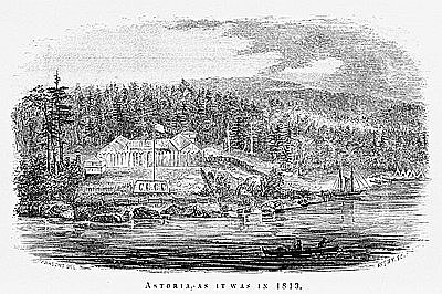 Fort Astoria (Oregon)