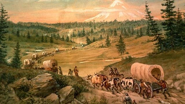 The Oregon Trail (Oregon)