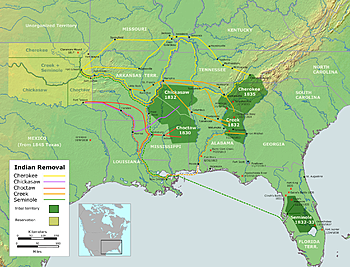 Indian Removal Act (Native Americans)