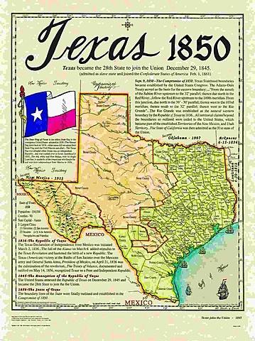 Annexation of Texas (Texas)