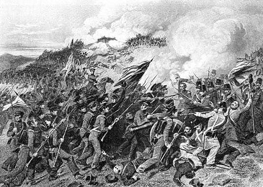 Battle of Cerro Gordo (Mexico)