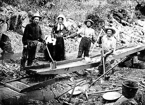 California Gold Rush (California)