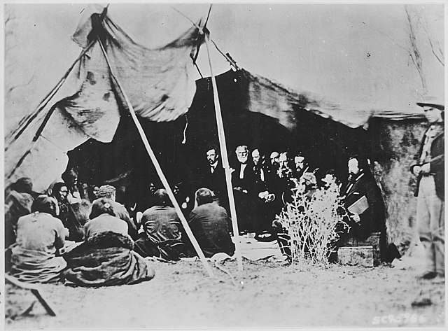 Act for the Government and Protection of Indians (Native Americans)