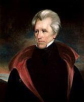 Andrew Jackson elected President (United States)
