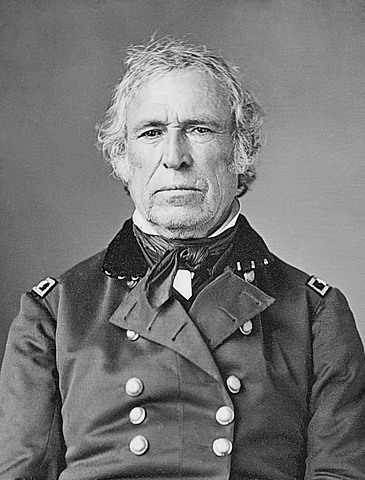 Zachary Taylor elected President (United States)