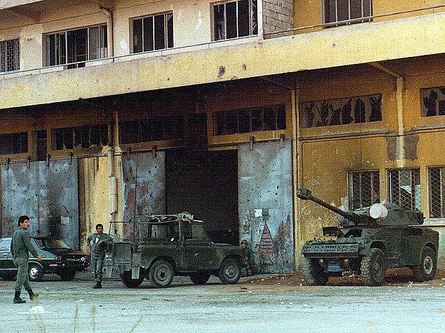 לאומי: מלחמת לבנון הראשונה