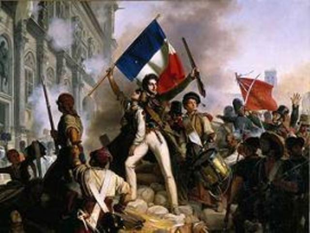 Nace la República Francesa