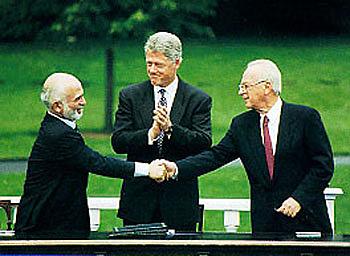 לאומי: הסכם שלום בין ירדן לישראל
