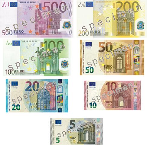 עולמי: מטבע האירו הופך לחוקי