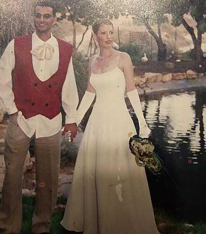 הוריי התחתנו