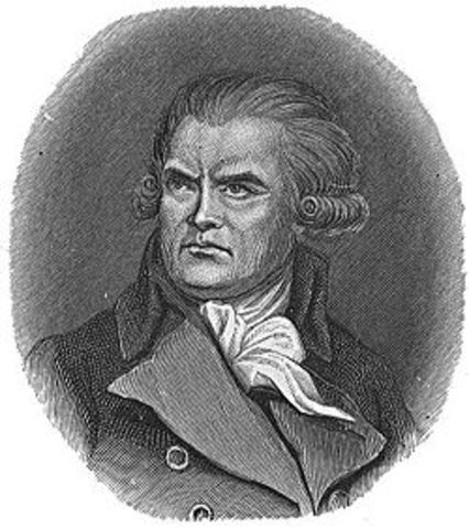 Danton elegido miembro de la Convención Nacional