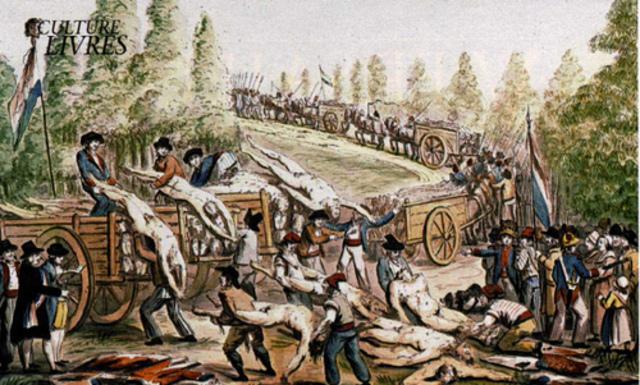 Se produce la masacre de septiembre