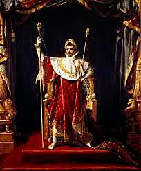 Napoleon Bonaparte asciende a emperador