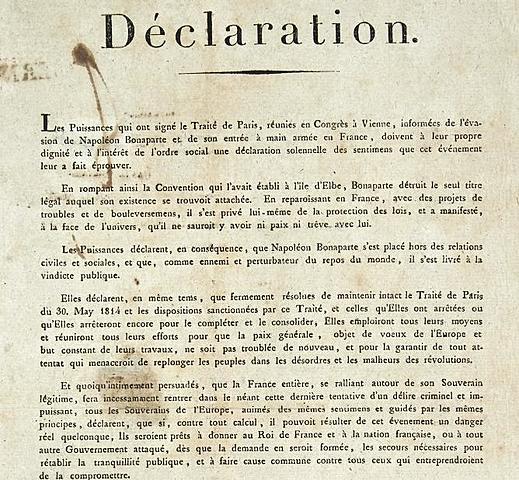 Se promulga la Constitución