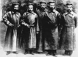 Arresto de los bolcheviques