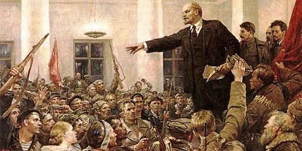 Bolcheviques al poder