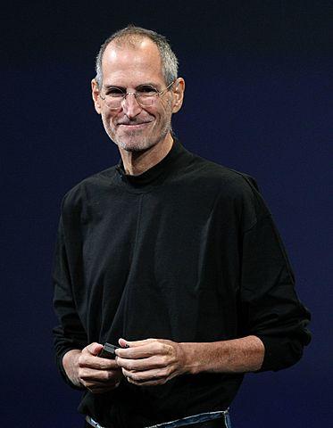 Muerte de Steve Jobs.