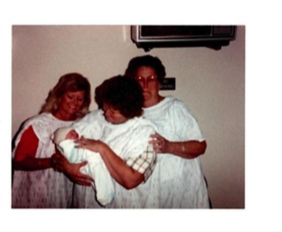 My first child, Madeline was born in Gulfprt