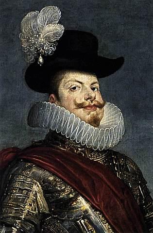 Comienzo del reinado de Felipe III