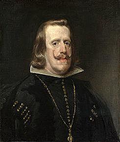 Comienzo del reinado de Felipe IV