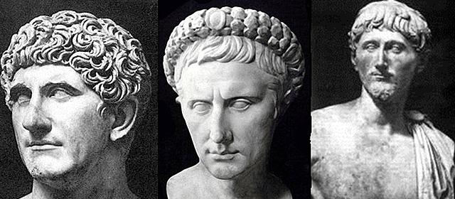Triunvirato de Antonio, Lépido y Octaviano