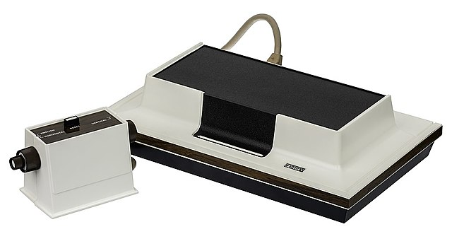 The Magnavox Odyssey, the first home console