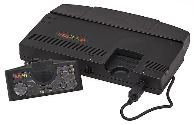 TurboGrafx-16 (The PC Engine)