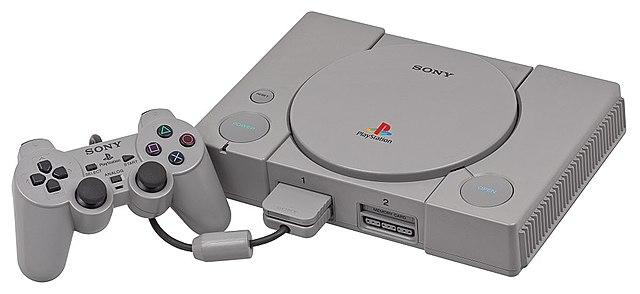 PlayStation 1 (PS1) (SONY)