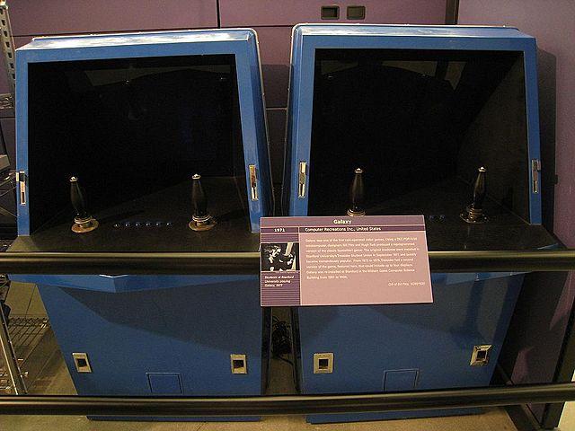 Galaxy Game (Arcade Coin-Machine)