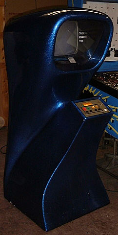 Computer Space (Arcade Coin-Machine)