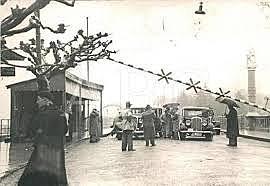 Apertura de la frontera francesa.