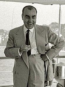 Carrero Blanco, vicepresidente del Gobierno.
