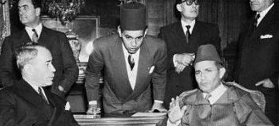 Independencia de Marruecos.