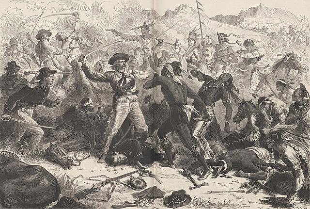 Battle of the Little Big Horn (Native Americans)