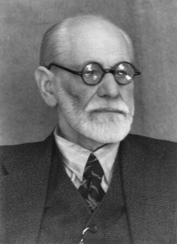 Sigmund Freud (1856 %u2013 1936)