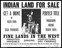 The Dawes Act (Native Americans)