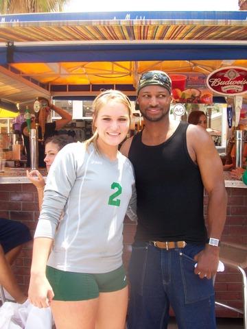 Hace tres años que hablé con un famoso jugador de Pacer, Travis Best.
