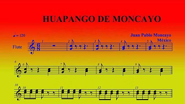 Huapango de Moncayo