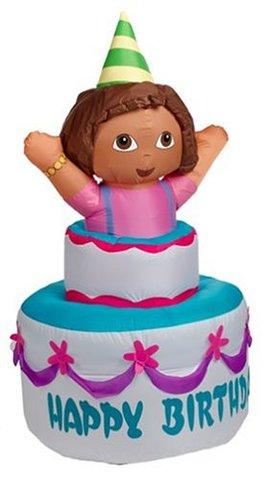 "Isa-""DORA""'s 3rd birthday!"