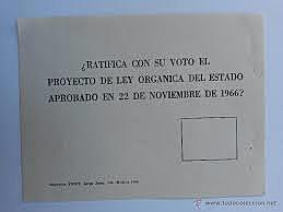 LEY ORGÁNICA DEL ESTADO.
