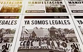 LEGALIZACIÓN DE COMISIONES OBRERAS.