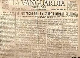 LEY DE LIBERTAD RELIGIOSA.