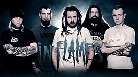 In Flames Discography timeline
