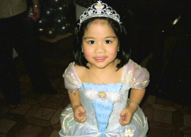 Isabella 4th birthday and Patrick's Christening.