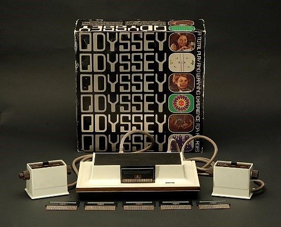 Magnavox Odyssey, el primer sistema doméstico de videojuegos