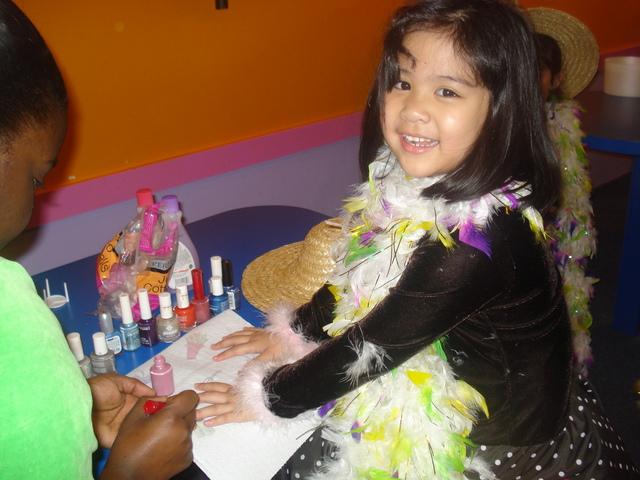 Isabella's 5th birthday